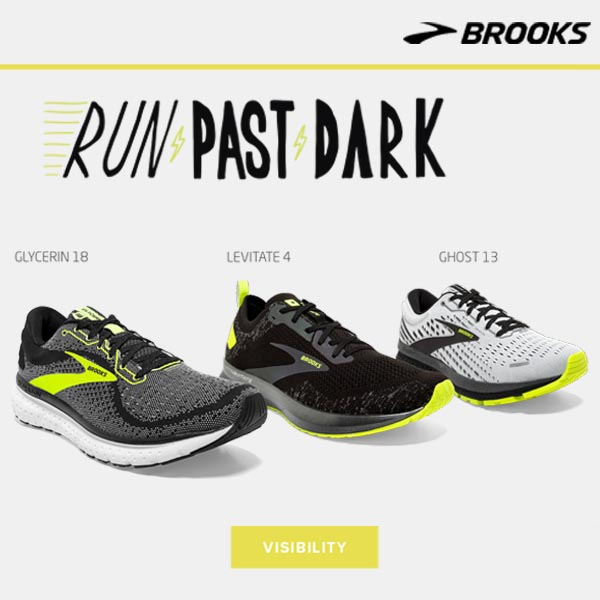 brooks visibility pack